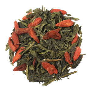 Goji Berries Green Tea