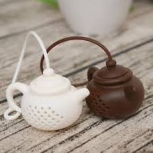 Load image into Gallery viewer, Teapot Silicone Infuser
