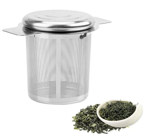 Stainless Steel Tea Infusers with 2 Handles