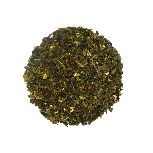 Osmanthus Flower Oolong Tea