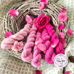 Cozy Deluxe Sock Mini Set - Roses&Cloves