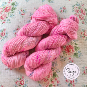 Twinkly Cozy Deluxe Sock  - Girly