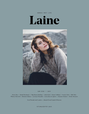 Laine Magazine - Issue 9 - RosyGarn