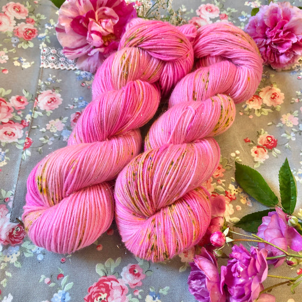Twinkly Cozy Deluxe Sock  - EverBlooming
