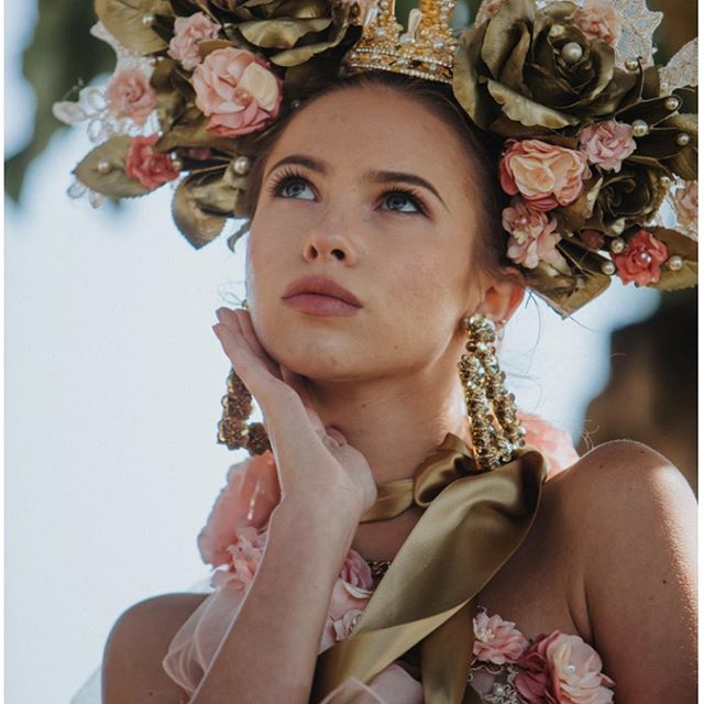 Couture Aprons handmade headpieces and Luxury Event Aprons for capturing the Heart of Beauty