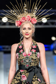Headpiece - Sold Out - Couture Aprons