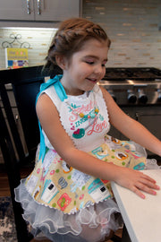 Mommy and Me Baker Apron
