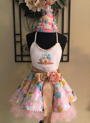 It's My Birthday - Couture Aprons
