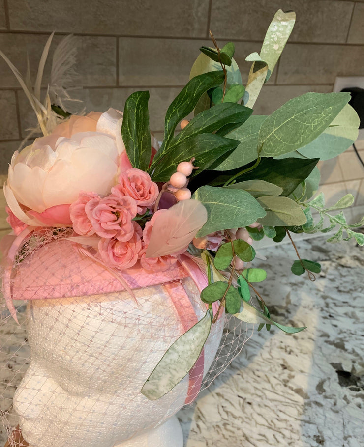 Marie Antoinette Fascinator - Couture Aprons