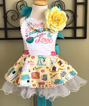 Betty Crocker Me - Couture Aprons