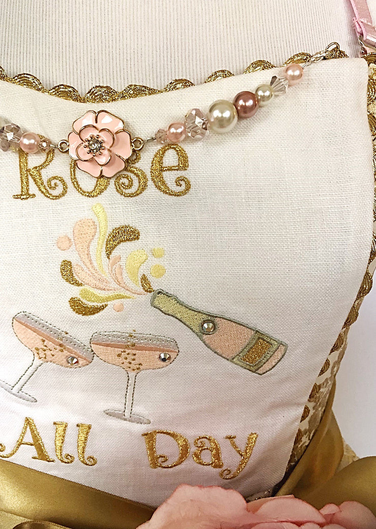 Rose' all Day - Couture Aprons