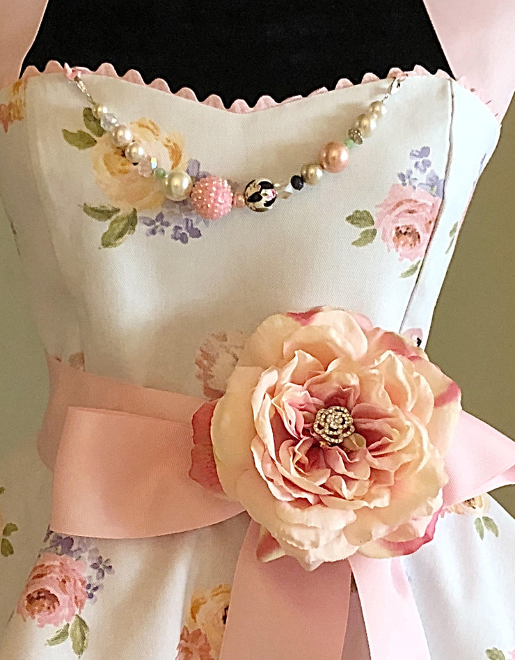 The Swan - Couture Aprons