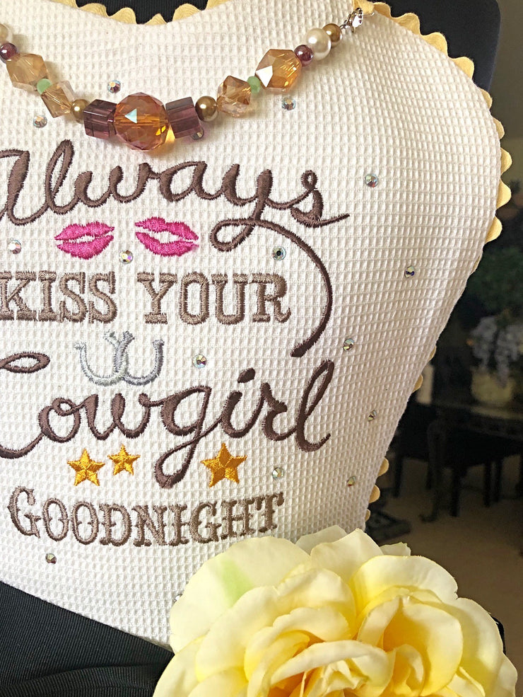 Kiss your Cowgirl