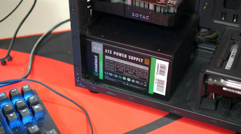 Gamemax power supply.
