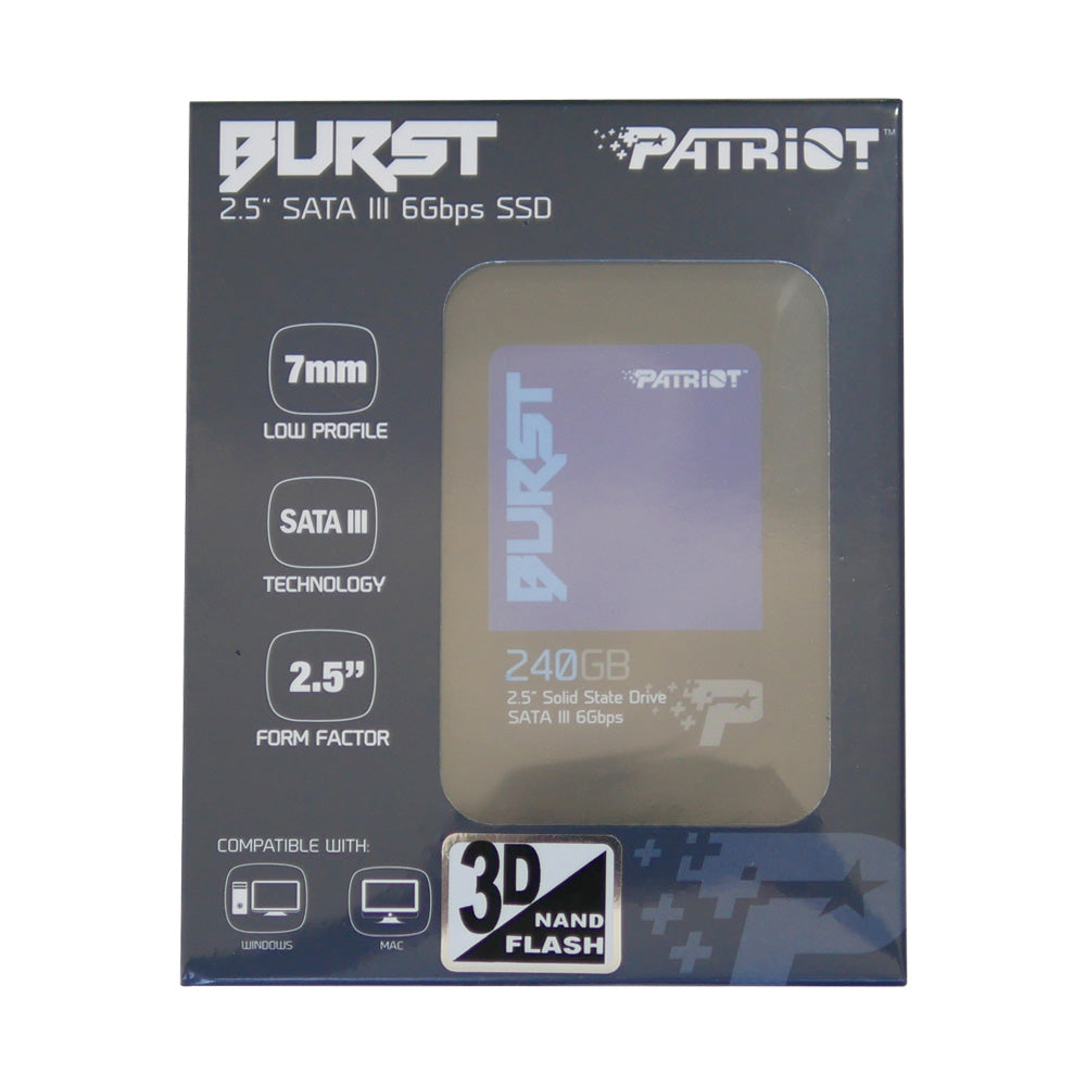 Patriot Burst 240 GB