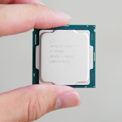 Intel Coffee Lake i7-8700K