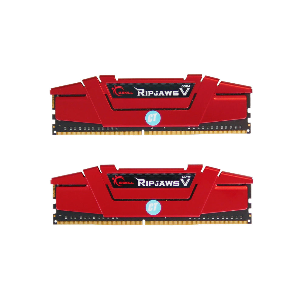 G.Skill Ripjaws-V 8 GB (4 GB x 2)