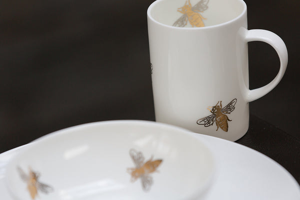 Mug (Set of 2) - Bee