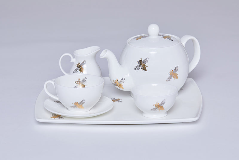 Tea Set - Bee