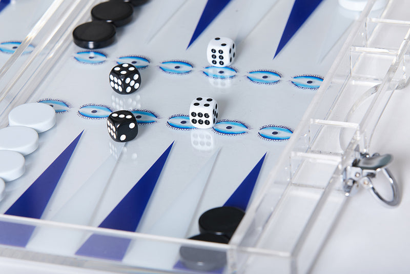 Backgammon - Eye