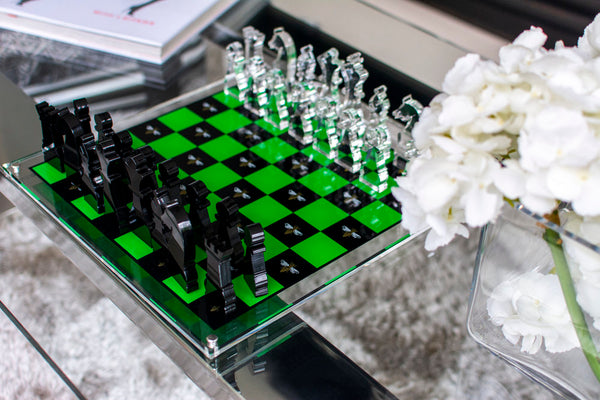 Chess Board - Bee
