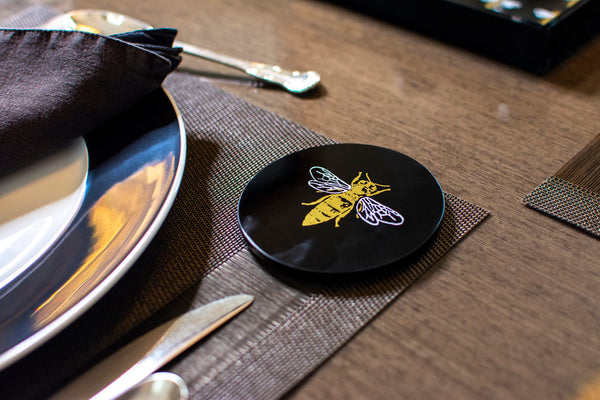Coasters (Set Of 4) - Bee-Casacarta-CASACARTA
