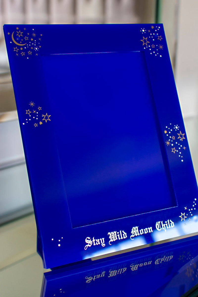 Photo Frame - Stay Wild Moon Child