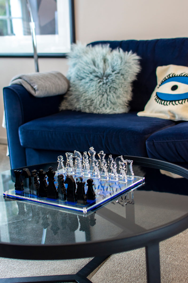 Chess Board - Eye-Casacarta-CASACARTA