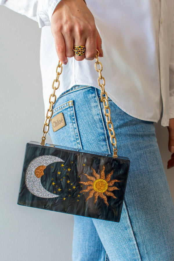 Handbag - The Galaxy-Casacarta-CASACARTA