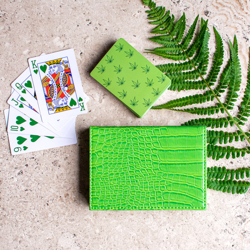 Playing Cards - Leaf