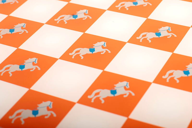 Chess Board - Horse