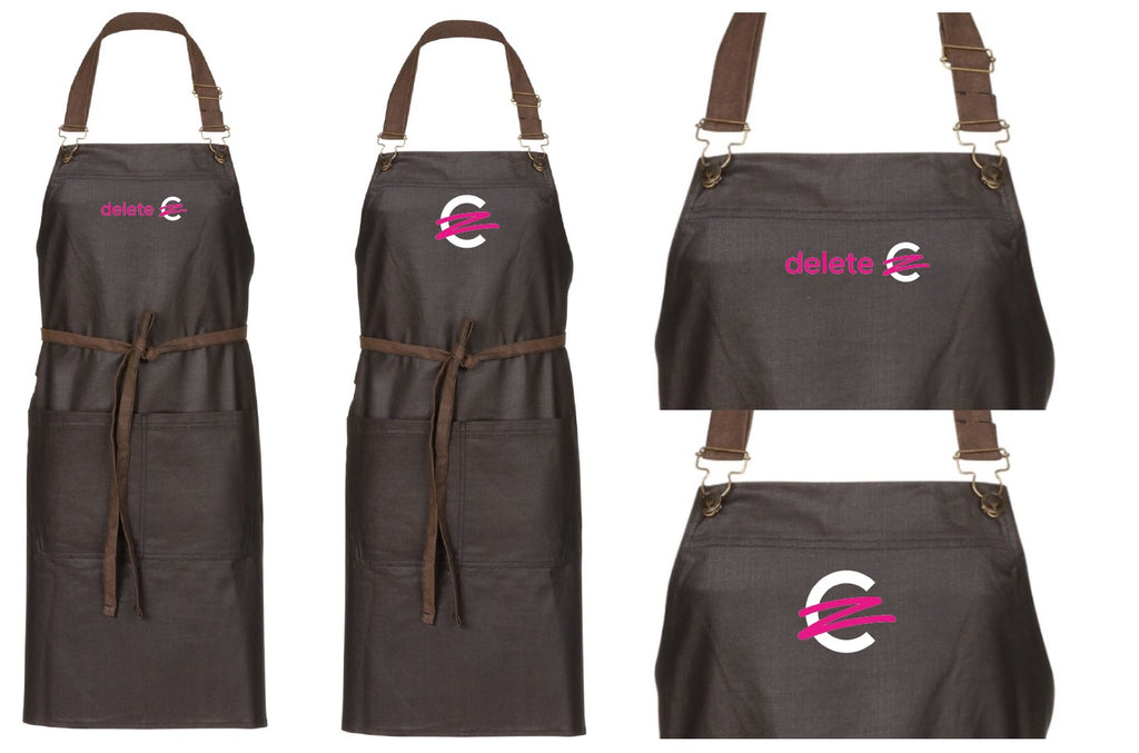 Chef Works Japan x delete C apron