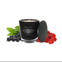 Cassis - Blackcurrent & Rose / Noir de Cassis et Roses