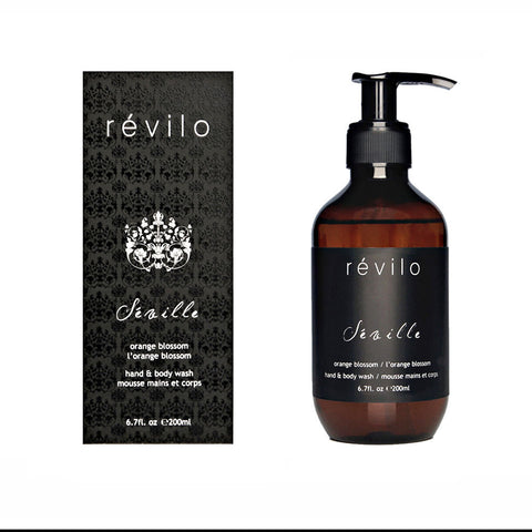 Séville - Orange Blossom Hand & Body Wash / L