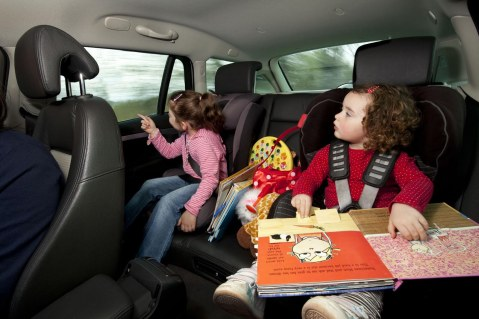 How to keep the kids happy (and yourself sane) on long journeys