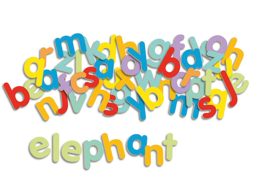 Magnetic Script Lowercase Letters