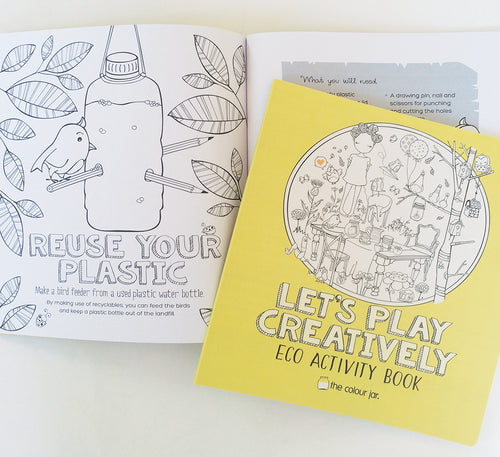Let's Play Creatively Eco Activity Book