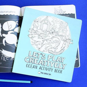 Let's Play Creatively Ocean Activity Book