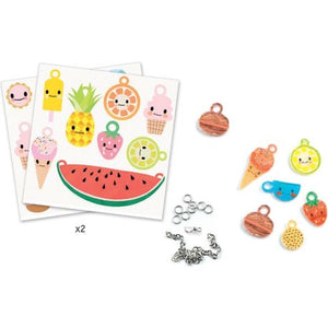Magic Shrinkies Jewellery Making Kit | Sweet Treats
