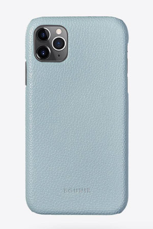 LIGHT BLUE - Vegan Leather Phone Case