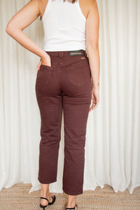 35MM - High Waisted Jeans