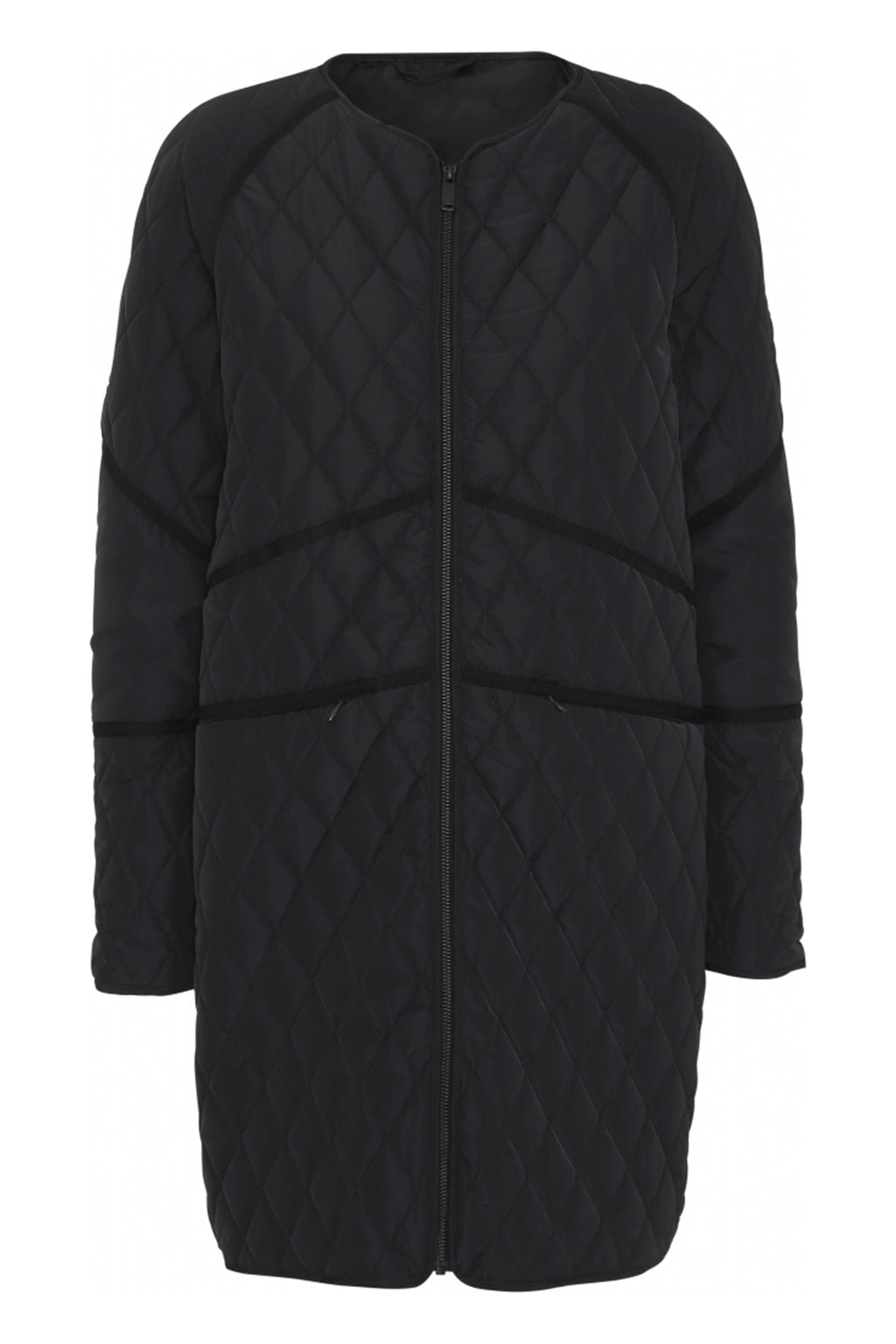 METTS - Quilted Jacket
