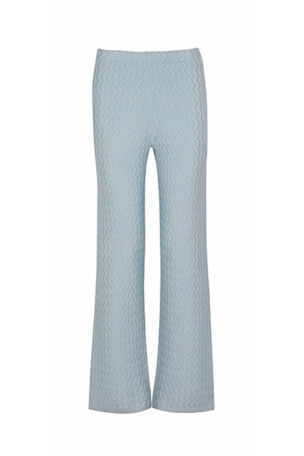 PACIFIC PANTS - Rib Knit Pants