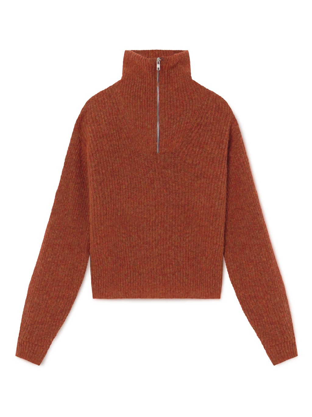 CERO - Half Zip Sweater