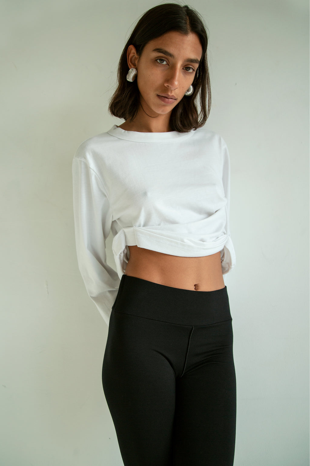 CHELY - Long Sleeve Crop top