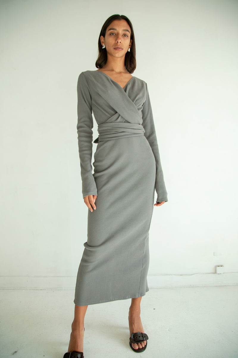 SALOMA - Wrap Dress