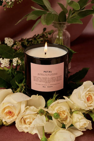 PETAL - Coconut & Beeswax Candle