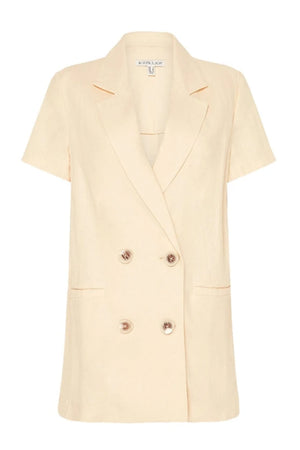 EAMES - Blazer Mini Dress