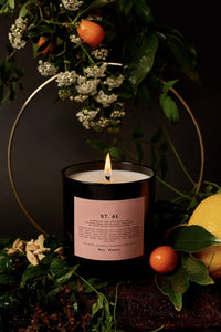 ST.AL - Coconut & Beeswax Candle