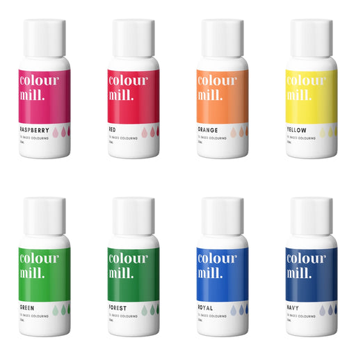 Colour Mill Oil Based Food Colouring 20ml RRP £5.99 🎨